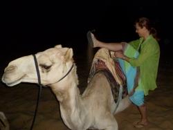 Heidi-camelride